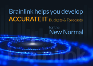 Brainlink helps you develop accurate budgets & forecasts for the new normal